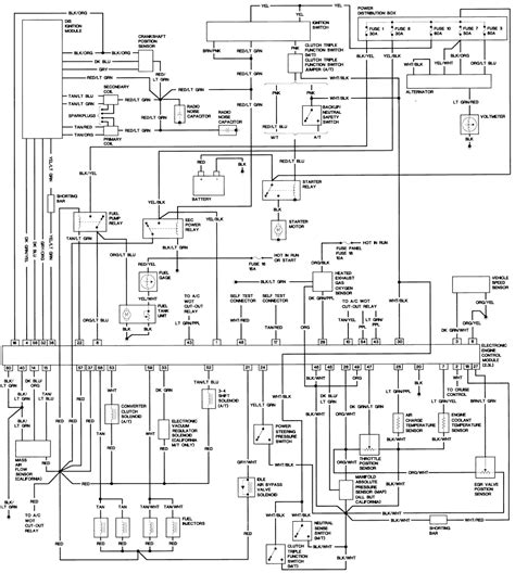 1992 f250 starter wiring diagram wiring diagrams