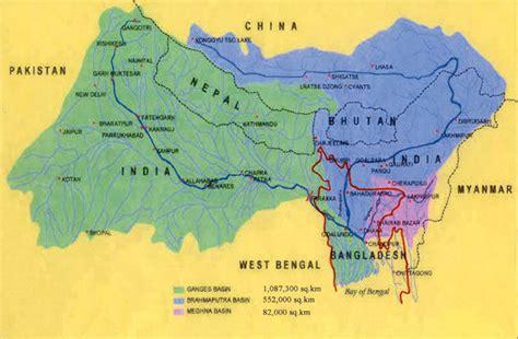 world river basin map maps