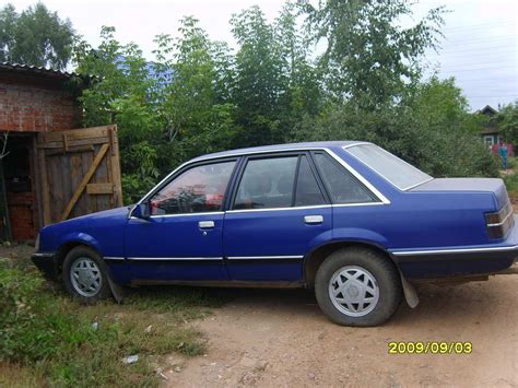 opel senator 1985 1985 opel senator photos 2 5 gasoline fr or rr