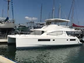 catamaran leopard a vendre achat vente catamarans occasion leopard 51 pc