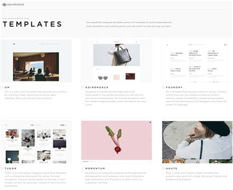 squarespace templates diy websites with squarespace part 2 sfgirlbybay