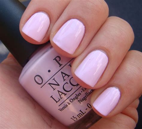 opi light pink colors mod about you opi i just ordered this in the gel version