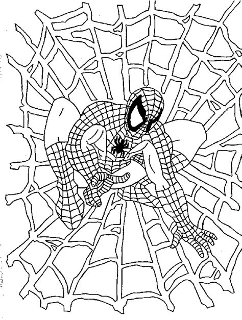 coloring pages jpg coloring pages spider coloring pages jpg