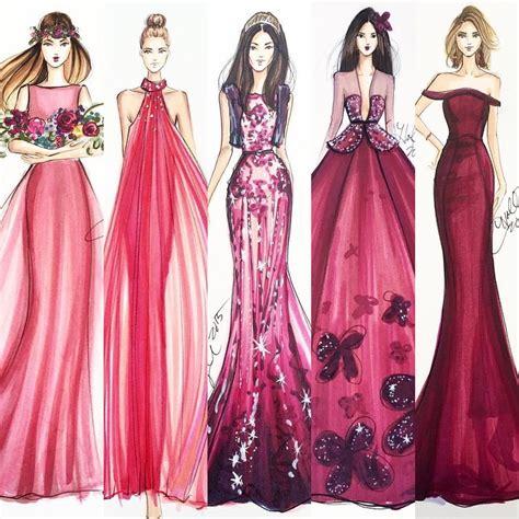 fashion design for ladies holly nichols hnicholsillustration instagram photos