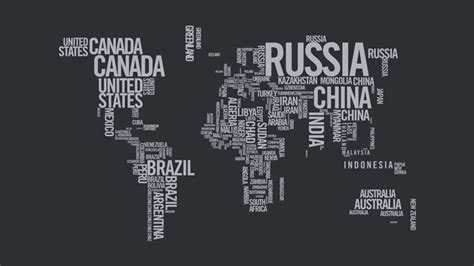 typography world map 27 typography inspiration that give ideas to create better