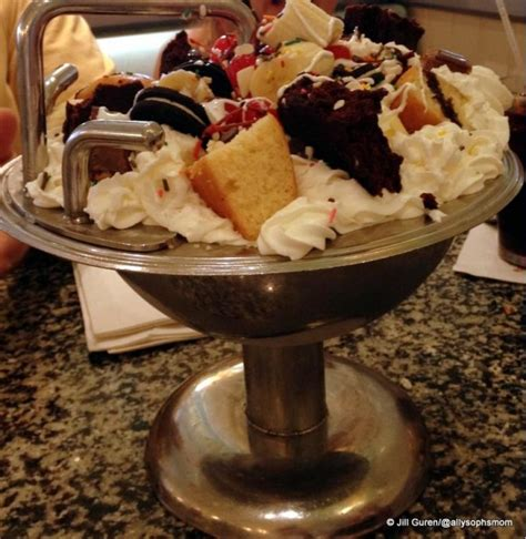 kitchen ice cream disney great places to celebrate your rundisney race the