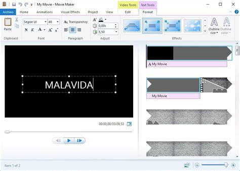 windows live movie maker quick tutorial free download movie maker at searchando com