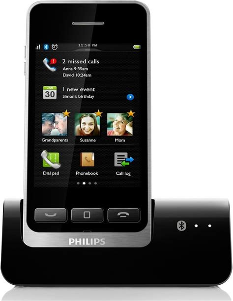 How To Use Kitchen Knives philips s10 touchscreen home phone is very smartphone pics