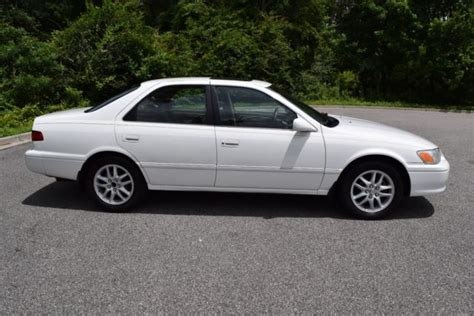 Toyota Camry Mileage 2001 Toyota Camry Xle 67k