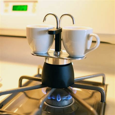 Bialetti Mini Express 2 Cup Stovetop Percolator   LifeStyle Fancy