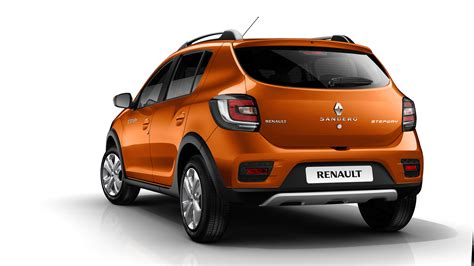 2016 Renault Sandero Stepway Pictures Information And