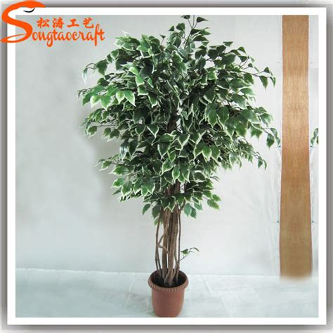 chinese make artificial trees factory ofartificial banyan make artificial little green banyan ficus trees bonsai