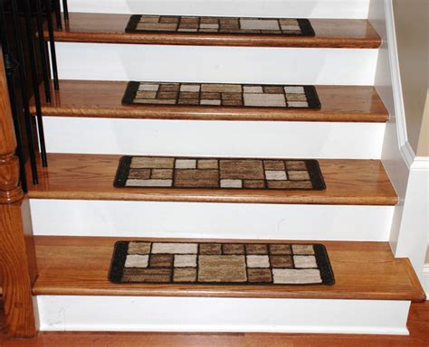 Stairs Treads Carpet Mats by Carpet Stair Treads And Landing Mat How To Lay Carpet