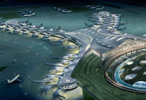 Home Interior Design Companies In Dubai by Abu Dhabi Airport Midfield Terminal Building Mtb
