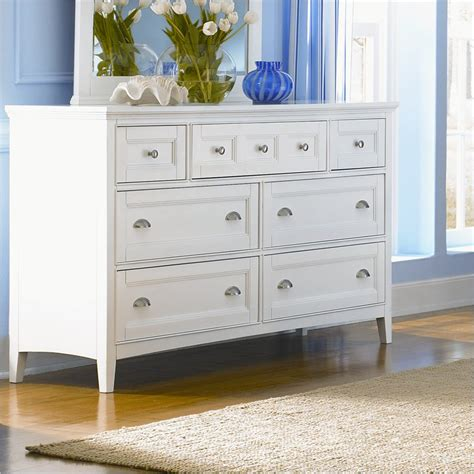 magnussen kentwood bedroom set magnussen kentwood double dresser with painted white