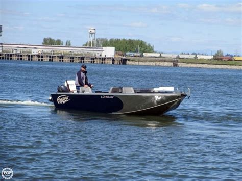 river wild boats 2014 used river wild 21 aluminum fishing boat for sale