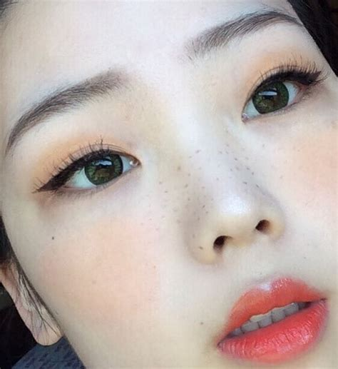 tutorial make up idol korea angel without you