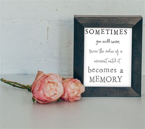 remembrance gift remembering a loved one in