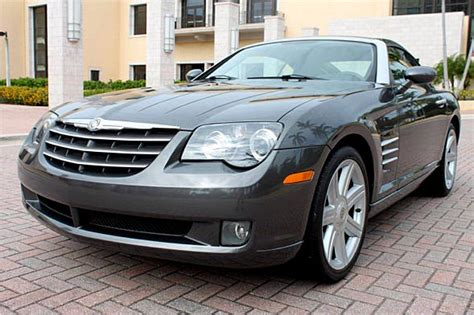 chrysler crossfire parts accessories store