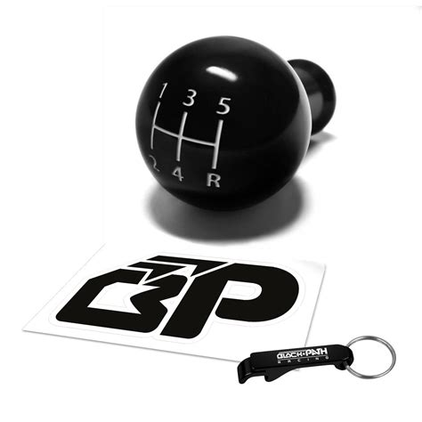 Bullitt Shift Knob by 79 04 Mustang Bullitt 5 Speed Black Manual Billet