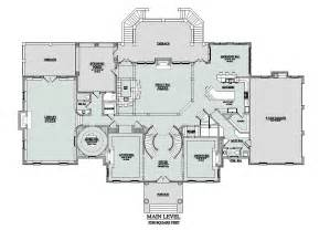 Million Dollar House Floor Plans by Million Dollar Home Plans 171 Floor Plans