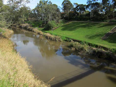 river swing swing bridge st peters adelaide