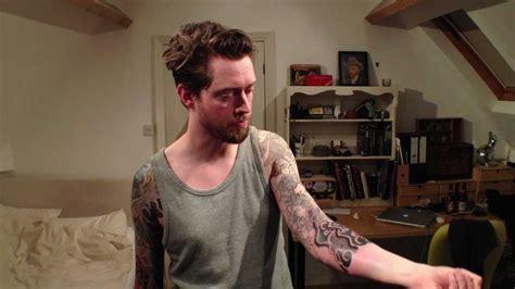 tattoo healing process youtube