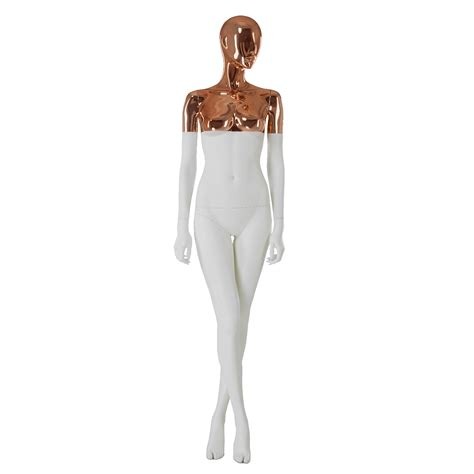 Or Mannequin by White Copper By Hans Boodt Mannequins F5103a Absf2