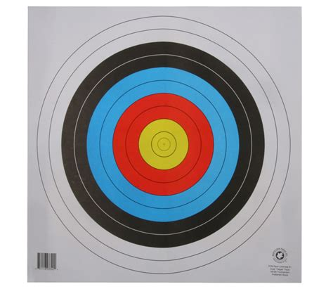printable paper targets bow targets to print pictures to pin on pinterest pinsdaddy