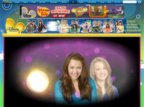 disney channel creator tv tropes newhairstylesformen2014com tv disney go com disneychannel hannahmontana s screenshot