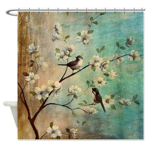 walmart bird shower curtain 1000 images about bird shower curtains on pinterest set
