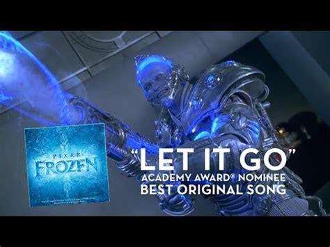 Mr Freeze Meme - frozen quot let it go quot performed by mr freeze quot let it go