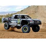ROBBY GORDON A OFF ROAD LEGEND CAME IN 8TH TROPHY TRUCK CLASS
