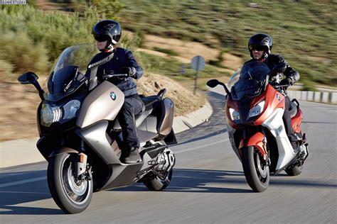 bmw c650 gt bmw c 650 sport und c 650 gt doppeltes scooter update