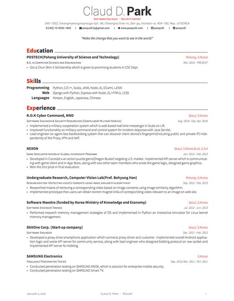 latex templates 187 awesome resume cv and cover letter