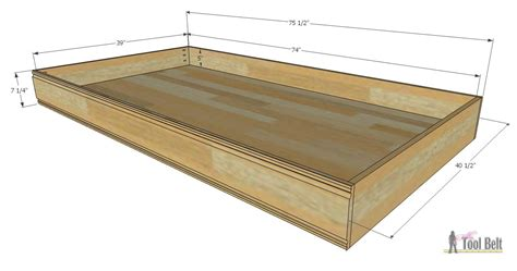 measurements for twin bed simple twin bed trundle her tool belt