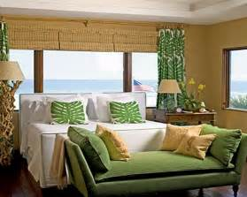 Caribbean Home Decor by Tropical Decorations On Bed Bring Hawaiian Decorations