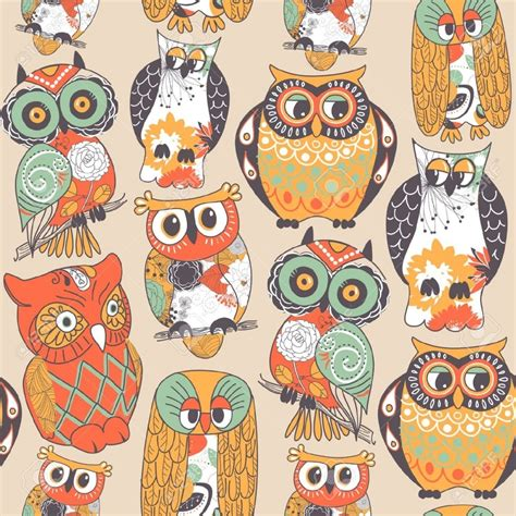 wallpaper cartoon vintage vintage owl desktop wallpaper www imgkid com the image