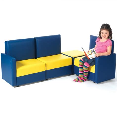 kids furniture sofa children s corner sofa set from early years resources uk
