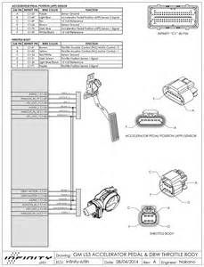 accelerator pedal position sensor wiring diagram how to check accelerator pedal position sensor