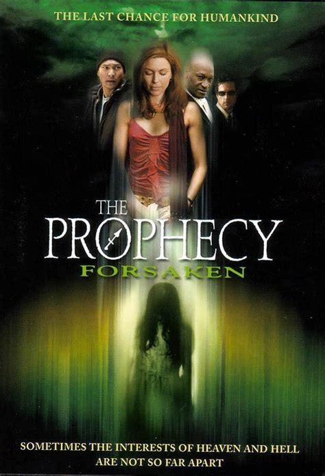 The Prophecy A Thriller the prophecy forsaken 2005 filmaffinity