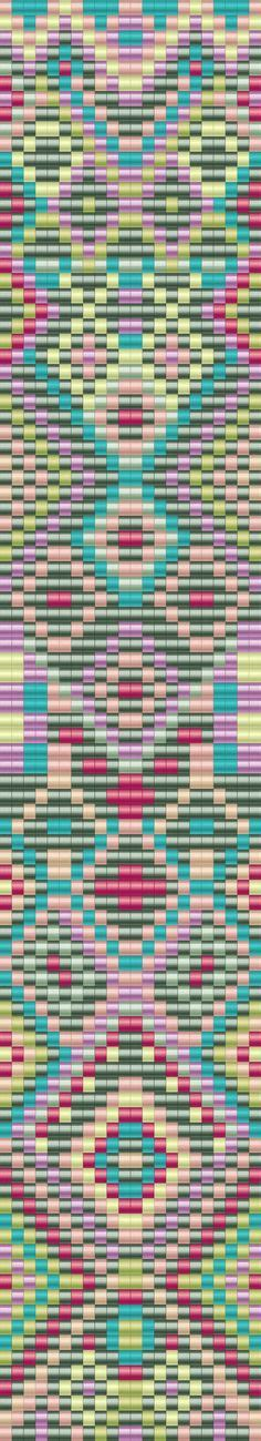 1000  images about Mirrix Looms & Inspiration on Pinterest   Loom, Bead weaving and Beaded bracelets