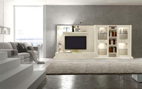 mobili a parete per soggiorno parete soggiorno contemporaneo idee per il design della casa