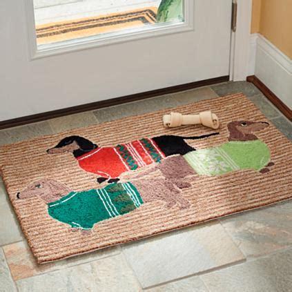 Dachshund Doormat by Cozy Dachshund Entry Mat Grandin Road