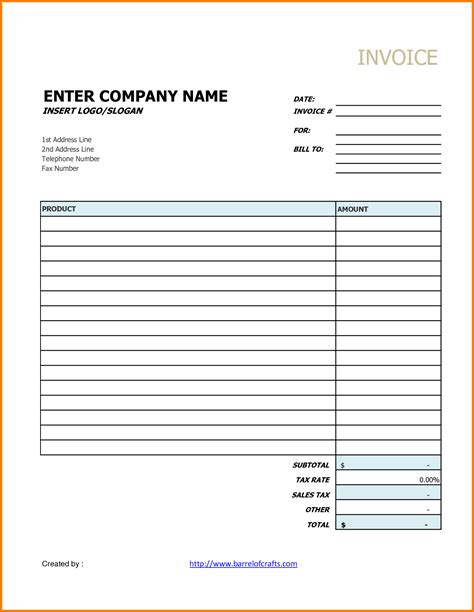 free plumbing invoice template doc 952813 plumbing contractor invoice template