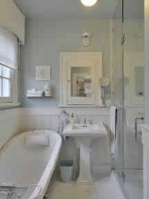 Cottage Bathroom Ideas by White Beadboard Bathroom Cottage Bathroom Benjamin