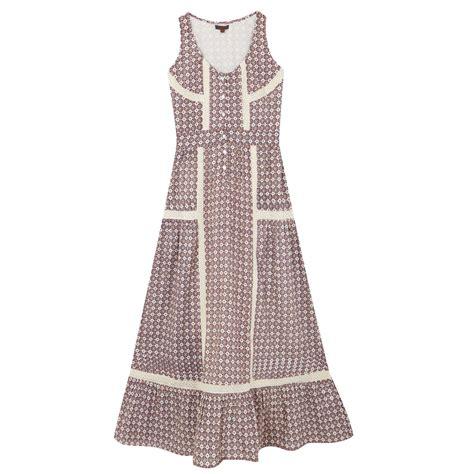 cenefas de crochet vestido con cenefas de crochet vestidos de verano