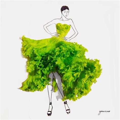 fashion illustration nature si chanel levantara la cabeza los nuevos bocetos de moda