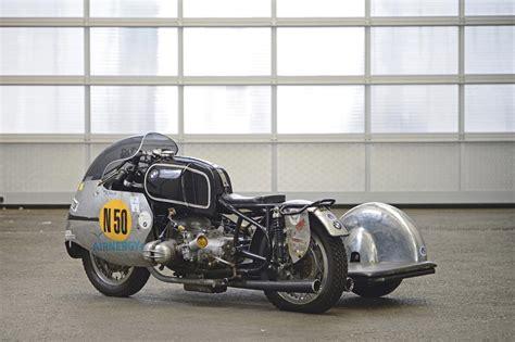 bmw motocross bike 1957 bmw racing kneeler motorcycle
