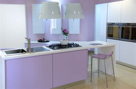 Purple Kitchen by The Of Purple Kitchens Decorate 101